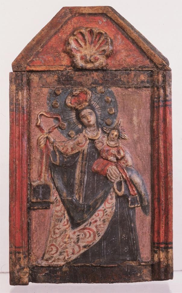 Gesso Reliefs