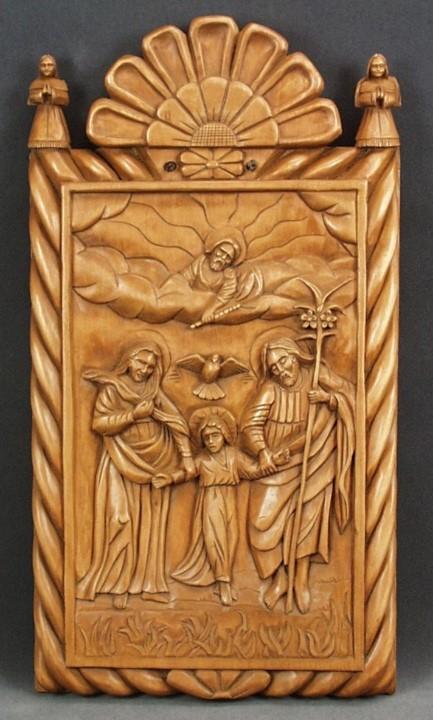 Unpainted Reliefs