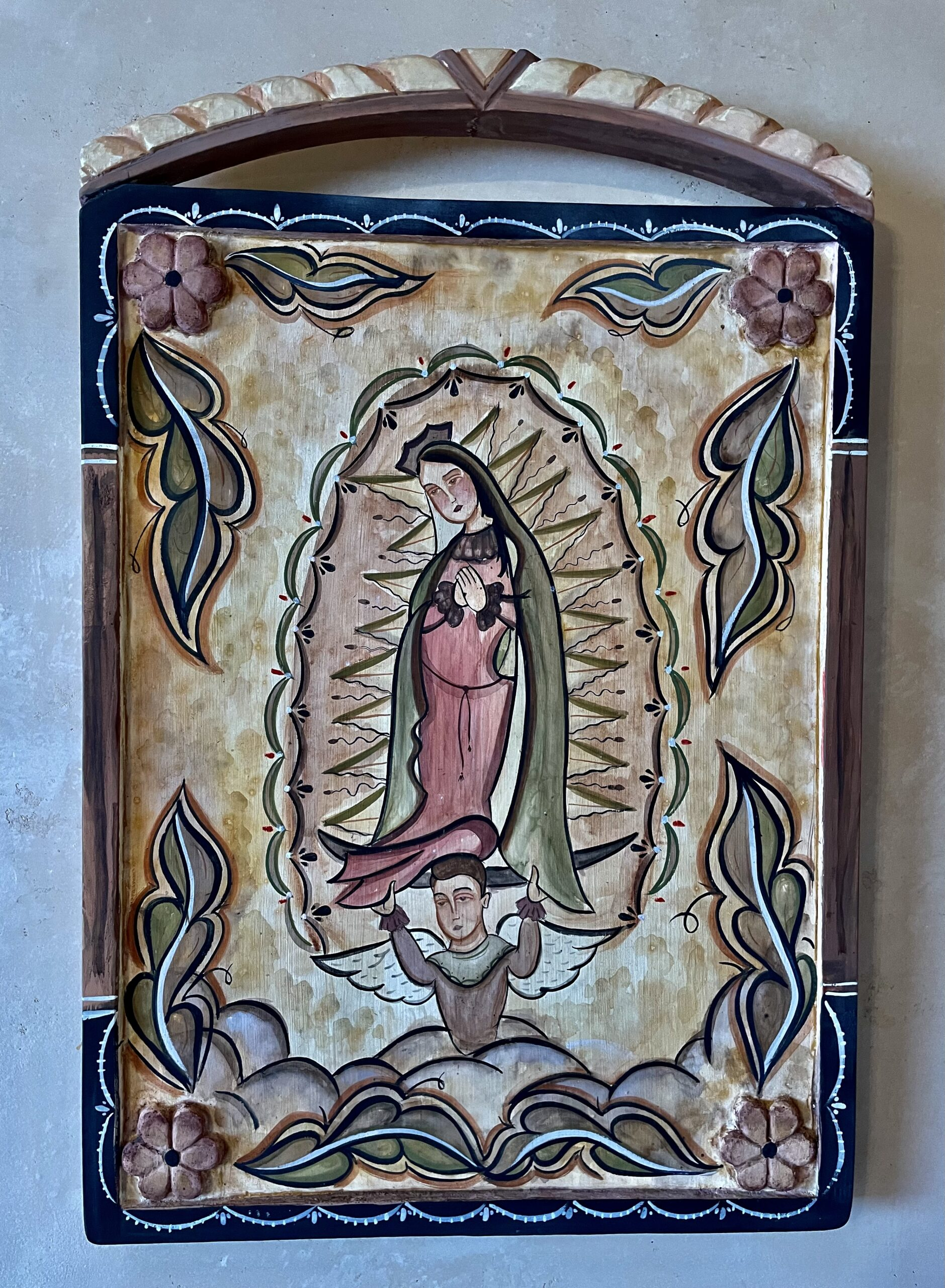 """""""Guadalupana Bellissima"""" by Vince Campos"""
