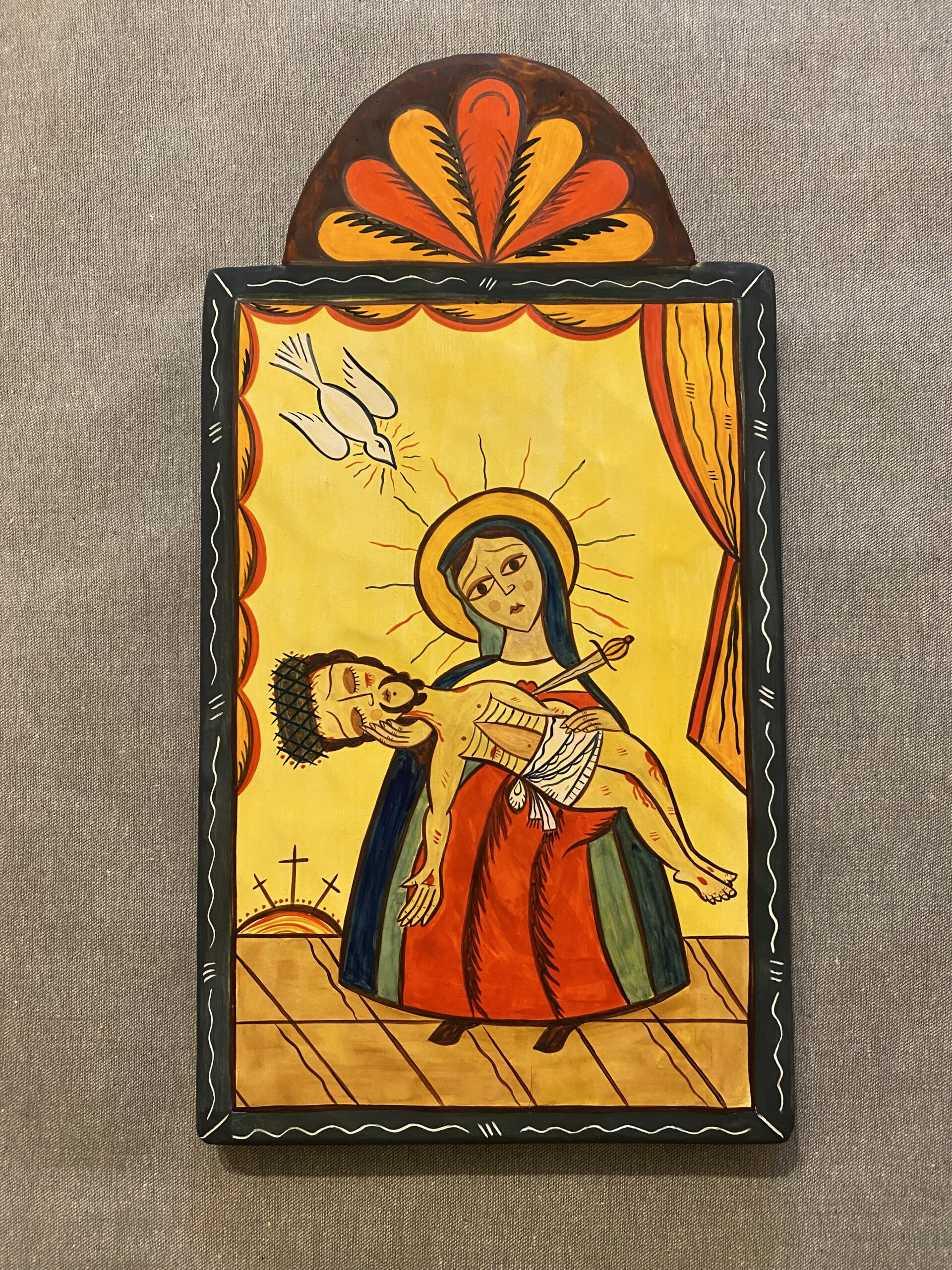 """La Pietà"" by José Armijo"