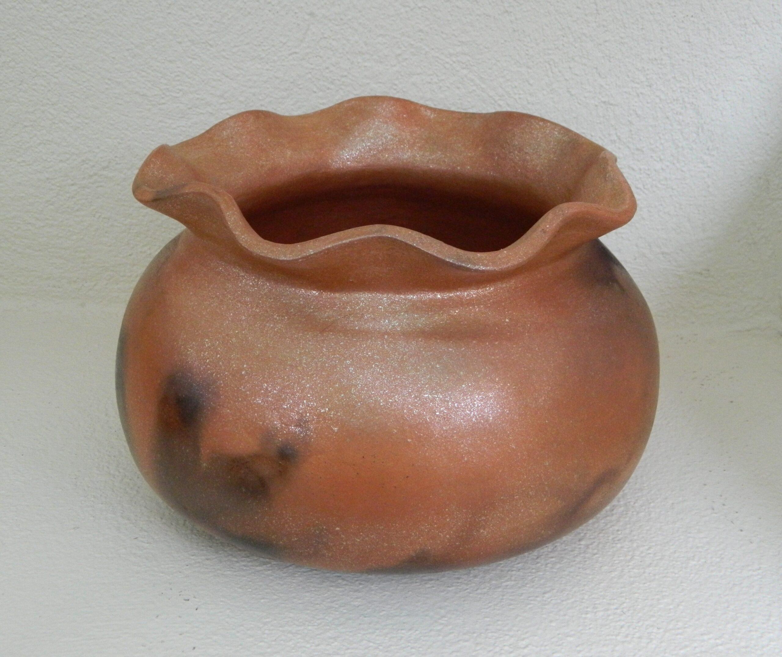 """Princesa Bean Pot"" Anna M Cardenas"