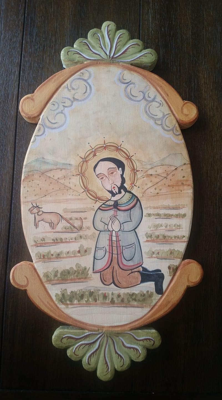 """""""San Isidro-Reza Por Nosotros"""" by Vince Campos"""